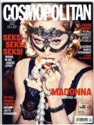 COSMOPOLITAN MAGAZINE POLAND - PEARLS COVER (MAY  2015)